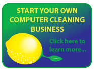 Start Your Own Computer Cleaning Business!